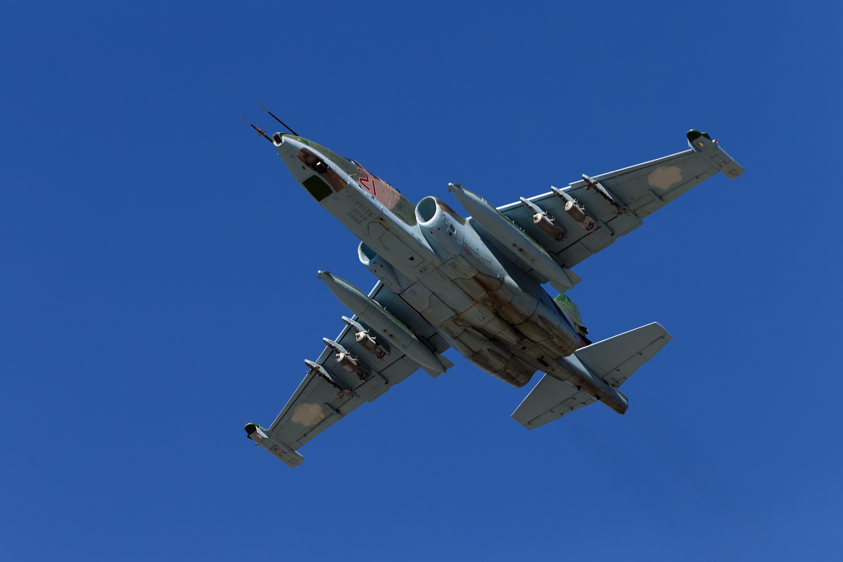 Russian military intervention and aid to Syria #9 - Page 4 Su-25_7_s
