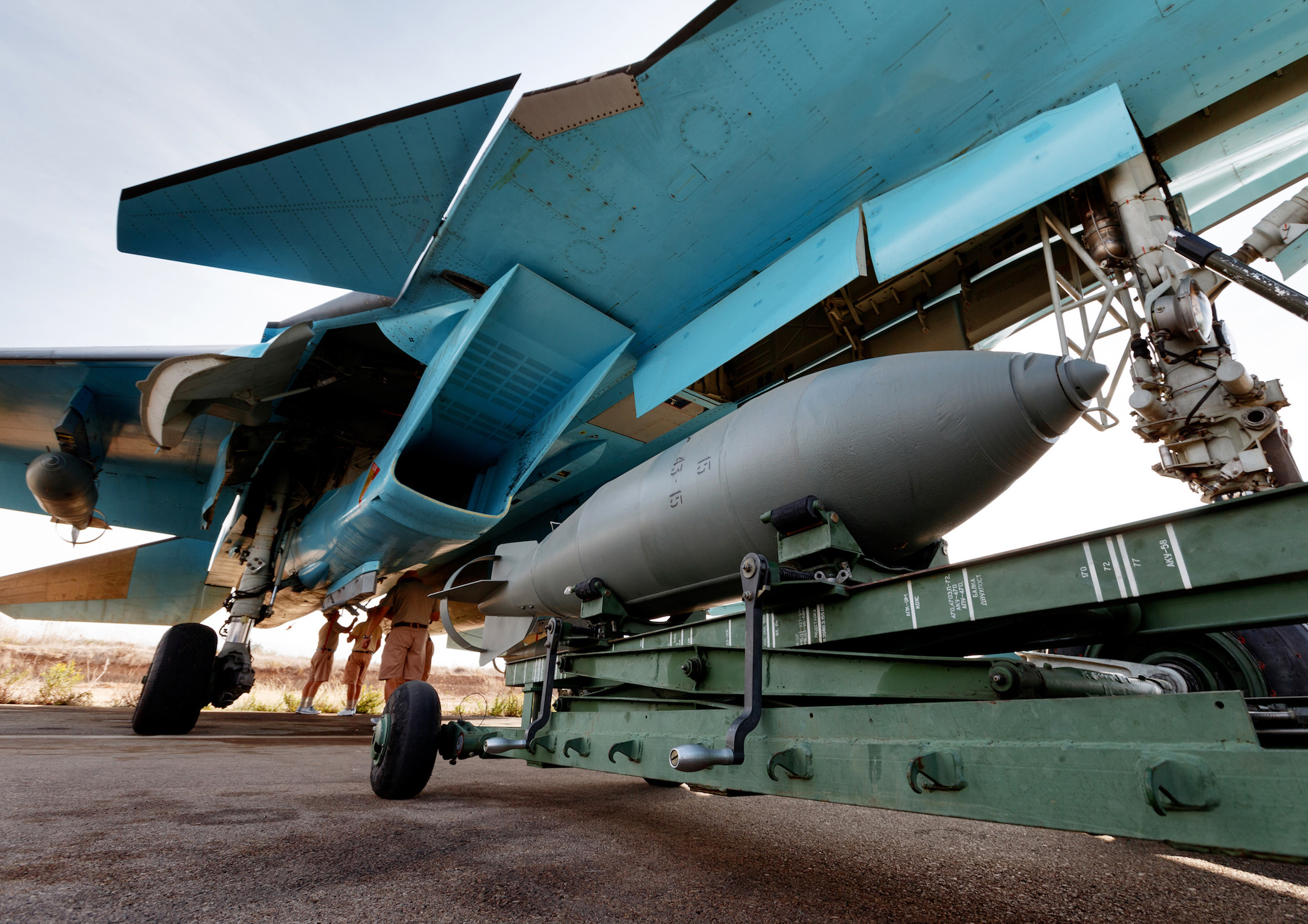 Russian military intervention and aid to Syria #9 - Page 4 Su-30SM_2_S